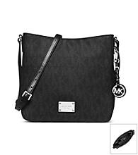 MICHAEL Michael Kors® Jet Set Logo Messenger Bag
