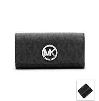 UPC 888235529585 product image for MICHAEL Michael Kors® Fulton Logo  Carryall Wallet | upcitemdb.