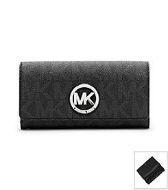 MICHAEL Michael Kors® Fulton Logo Carryall Wallet