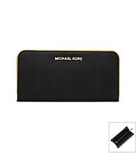 MICHAEL Michael Kors® Jet Set Travel Leather Continental Wallet