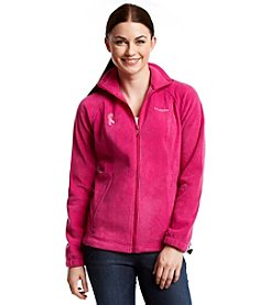Columbia Benton Springs Tested Tough in Pink Jacket
