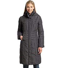 Calvin Klein Down Jacket with Waist Seaming