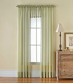 Bedford Manor Crushed Viole Window Treatments