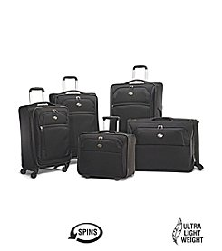 American Tourister® iLite Extreme Black Luggage Collection + $50 Gift Card by mail
