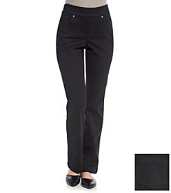 Gloria Vanderbilt® Avery Comfort Flex Stretch Pull On Pants