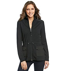 Jones New York Sport® Cinched Waist Longer Jacket
