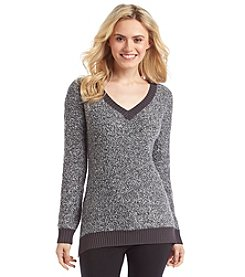 Cable & Gauge® Raglan Sweater