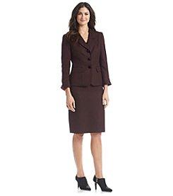 Le Suit® Jacket And Skirt Suit