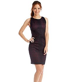 Muse Embriodered Sheath Dress