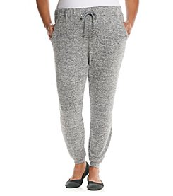 Jessica Simpson Plus Size Noah Drawstring Pants