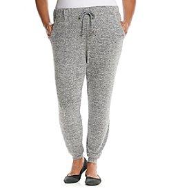 Jessica Simpson Plus Size Noah Drawstring Pants