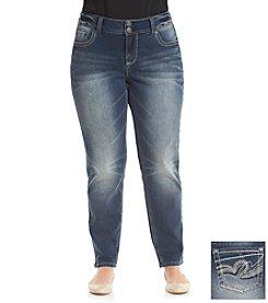 Wallflower Plus Size Tyra Skinny Cozy Jean