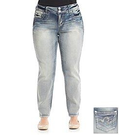 Wallflower® Plus Size Molly Skinny Cozy Jean