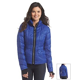 Halifax Women's Short Packable Zip-Up Jacket