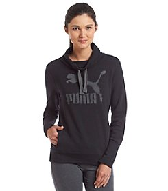 PUMA® Women's Pullover Logo Sweatshirt