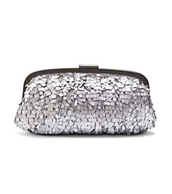 La Regale® Drop Sequin Framed Pouch