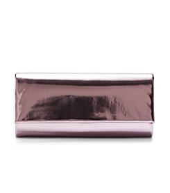 La Regale® Shiny Metallic Clutch