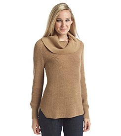 MICHAEL Michael Kors® Thermal Cowl Neck Sweater