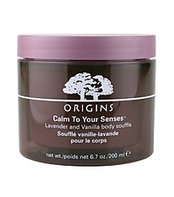 Origins® Calm To Your Senses™ Lavender and Vanilla Body Souffle