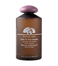 Origins® Calm To Your Senses™ Lavender And Vanilla Body Cleanser