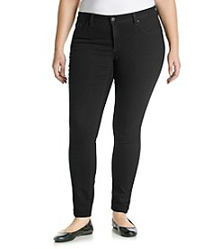Jessica Simpson Plus Size Skinny Jean Leggings