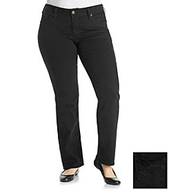 Silver Jeans Co. Jeans Plus Size Suki Slim Bootcut Jeans