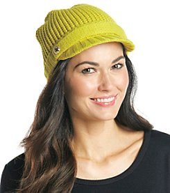 MICHAEL Michael Kors® Acid Lemon Peak Hat