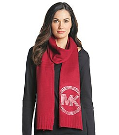 MICHAEL Michael Kors® Shocking Pink Pin Dot Stud Scarf