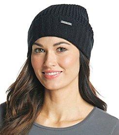 MICHAEL Michael Kors® Black Cuff Hat