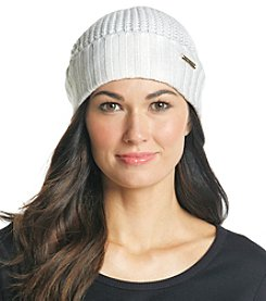 MICHAEL Michael Kors® Cream Cuff Hat