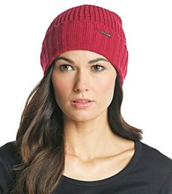 MICHAEL Michael Kors® Shocking Pink Cuff Hat