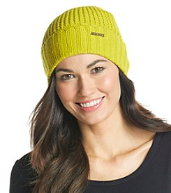 MICHAEL Michael Kors® Acid Lemon Cuff Hat