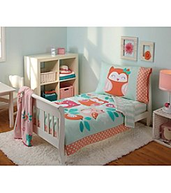 Carter's® Too Cute to Hoot Toddler Bedding Collection