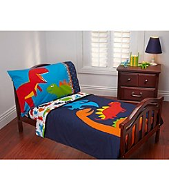 Carter's® Prehistoric Pals Toddler Bedding Set