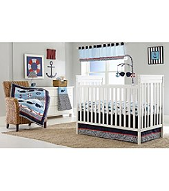 Nautica Kids Whale of a Tale Baby Bedding Collection