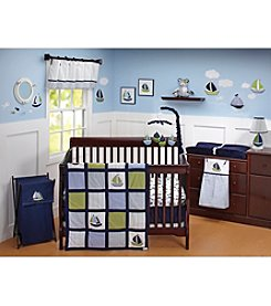 Nautica Kids Zachary Baby Bedding Collection