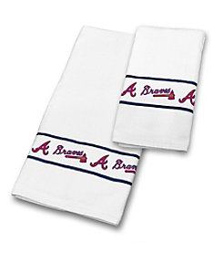 Atlanta Braves Sports Coverage® Towel Set *
