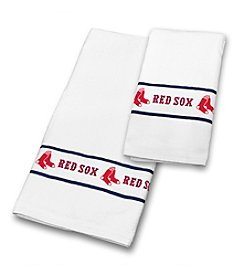 Boston Red Sox Sports Coverage® Towel Set *