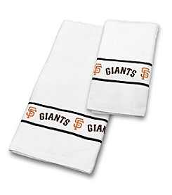 San Francisco Giants Sports Coverage® Towel Set