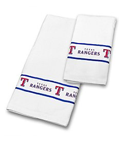 Texas Rangers Sports Coverage® Towel Set