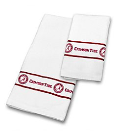 University of Alabama Sports Coverage® Towel Set *