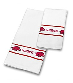 Arkansas University Sports Coverage® Towel Set