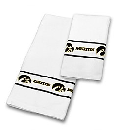 NCAA® University of Iowa Towel Set