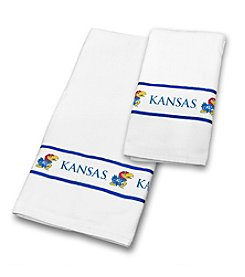 NCAA® University of Kansas Towel Set