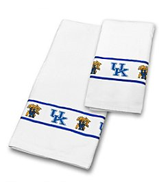 NCAA® University of Kentucky Towel Set