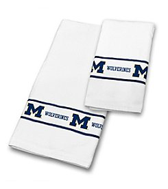 Sports Coverage® NCAA® Michigan Wolverines Towel Set
