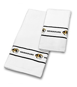 University of Missouri Sports Coverage® Towel Set *