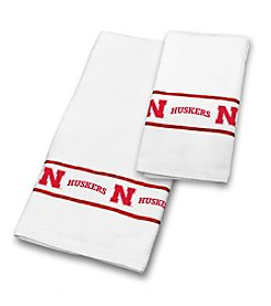University of Nebraska Sports Coverage® Towel Set