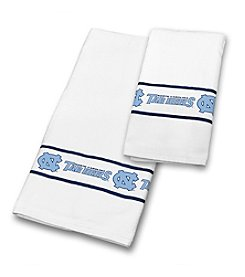 Sports Coverage® NCAA® University of North Carolina Towel Set