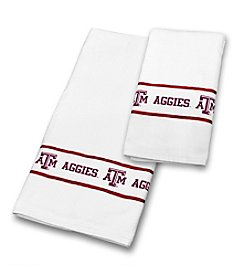 Texas A&M University Sports Coverage® Towel Set